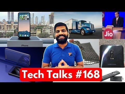 Tech Talks #168 - Jio Double Data, eGaming, S8 India, Mi6, Amazon Fire Stick AirTel 100GB