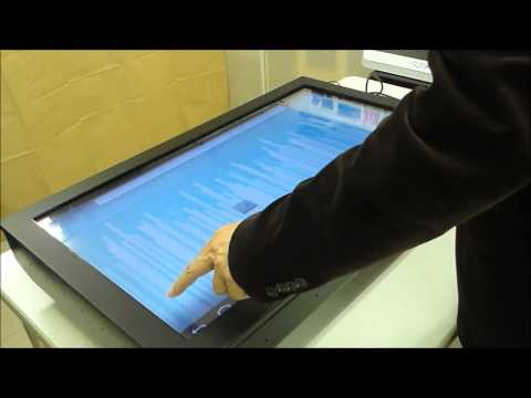 大画面アンドロイドタブレット32inchTabletタッチパネル(マルチタッチ)システム