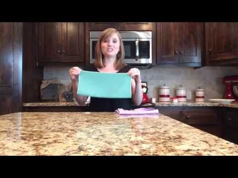 Introduction to Norwex: Enviro cloth and Window Cloth