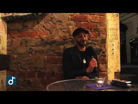 IDAN RAICHEL PROJECT im Takadimi Interview