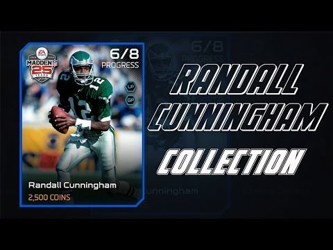 Madden 25 Ultimate Team Xbox One : Randall Cunningham Collection