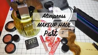 AliExpress Makeup Haul Part 2 || Reviews, Tips & Tricks