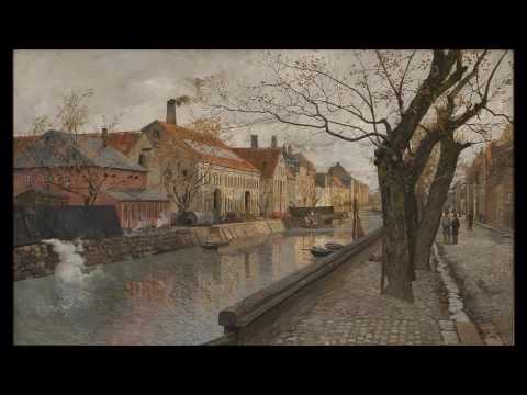 Johan Daniel Berlin - Sinfonia a 5 for Cornetto and Strings in D Major