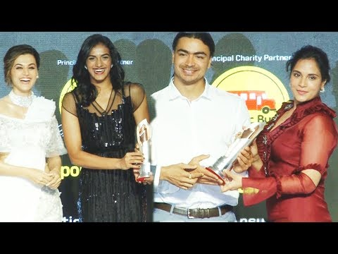 UNCUT - Sports Illustrated | Sportsperson Of The Year 2017 Award | P.V Sindhu, Deepa Malik, Taapsee