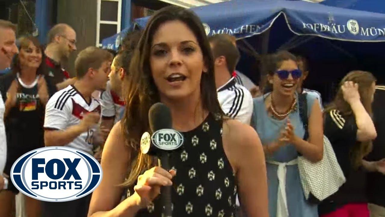 Katie Nolan's World Cup Bar Crawl: Close Encounter at Zum Schneider