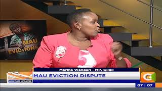 Power Breakfast: Politics on Mau eviction dispute
