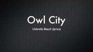 Owl City-Umbrella Beach