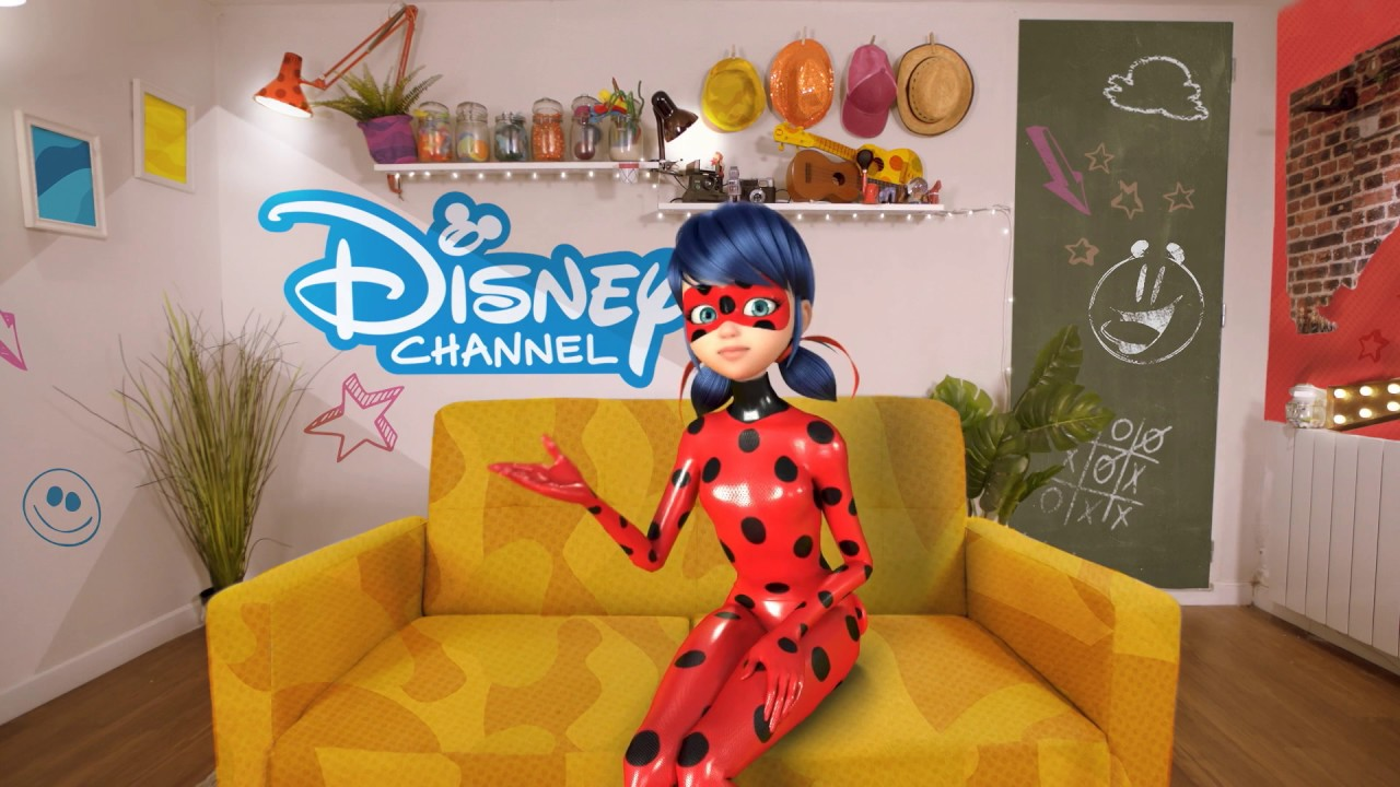 Disney Channel Miraculous Tag