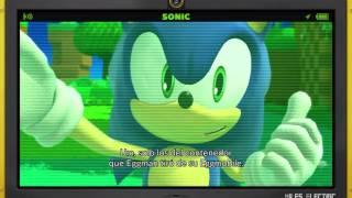 Sonic Lost World - cap.1 - El Boss esta loco