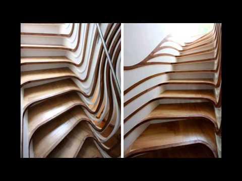 Лестницы в современном доме