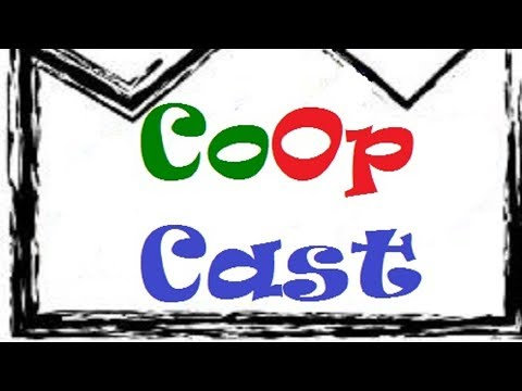 Coop Cast: Episode 24: Mage Knight vs. Star Trek Frontiers & Family Gaming!