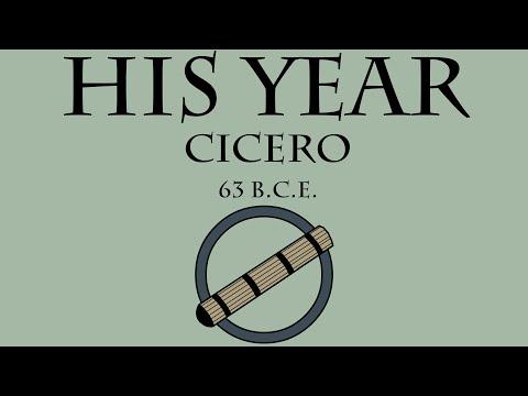 His Year: Cicero