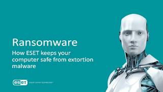 Ransomware: How ESET keeps your business safe