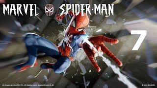 Découverte Marvel's Spider-man PS4 ( rediff live 7 )