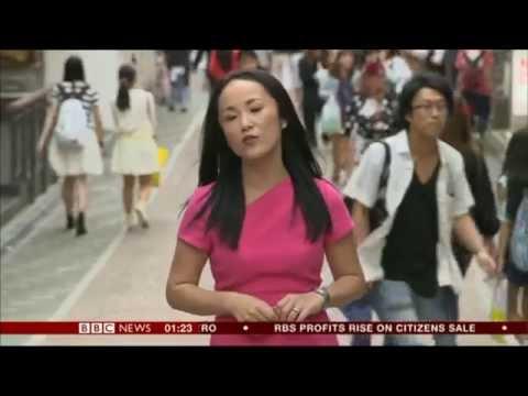 Mariko Oi 大井真理子:--: BBC News - 01 Nov  2015 - Eyelash Extensions