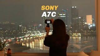 내 생에 첫 카메라 , 소니 알파세븐씨 (A7C) : …