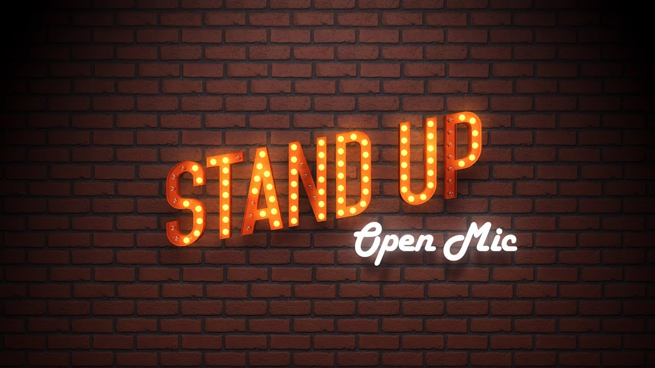 Stand Up Comedy Show After Effects Template - YouTube