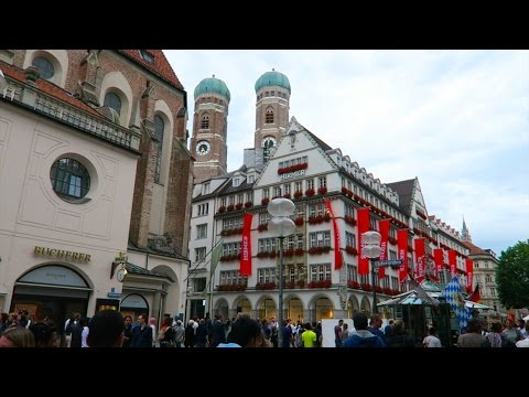 Munich in One Day - Top Sights
