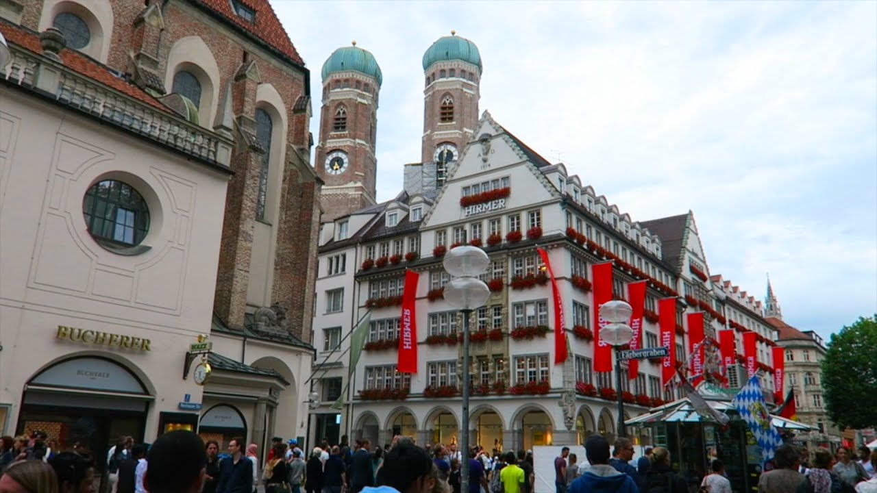 What to see in Munich 98