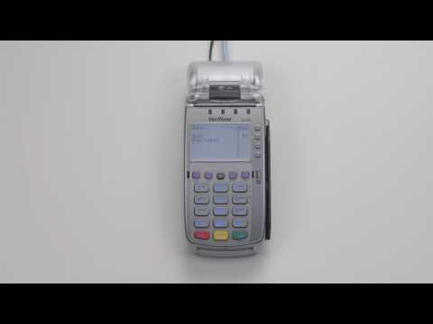 Processing NFC Transactions - Vx520 Terminal Training