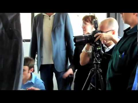 Nevada State Bank Behind the Scenes Footage of 2011 TV Commercial Campaign - Watch now!