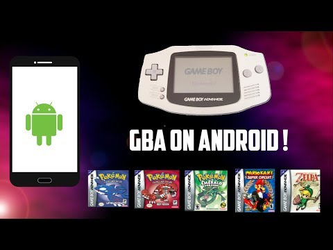 GBA On Android !