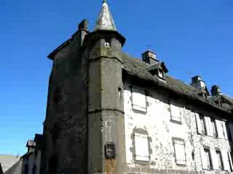 Village de Salers (Cantal)