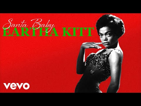 Eartha Kitt - Santa Baby (Audio)