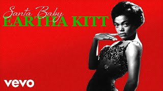 Eartha Kitt - Santa Baby (Official Audio)
