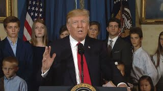 Trump Tells GOP to 'Keep Their Promise' on Health Care