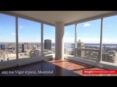 Condo Altoria à vendre Centre Ville Montréal | McGill immobilier | Altoria Condo for sale