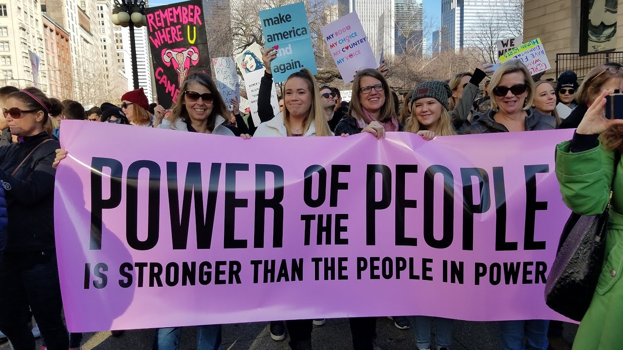 Image result for the power of the people is more powerful than the people in power