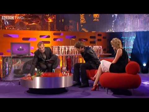 Robotic Hoover - The Graham Norton Show  - BBC Two