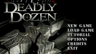 Deadly Dozen gameplay (PC Game, 2001)