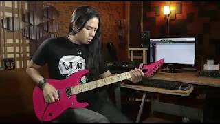 100 ROCK N ROLL OST ANAK LANGIT GUITAR CHORD BY AMBANG CHRIST