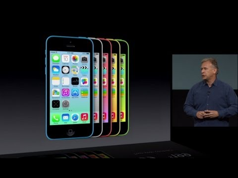 Apple Special Event 2013 - iPhone 5C Introduction