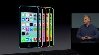 iPhone 5C - Apple Special Event 2013 - iPhone 5C Introduction