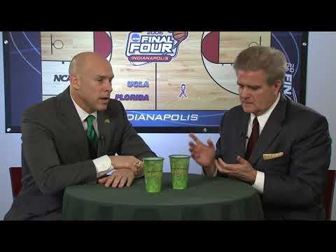 CollegeAD.com interview with George Mason University Director of Athletics Brad Edwards