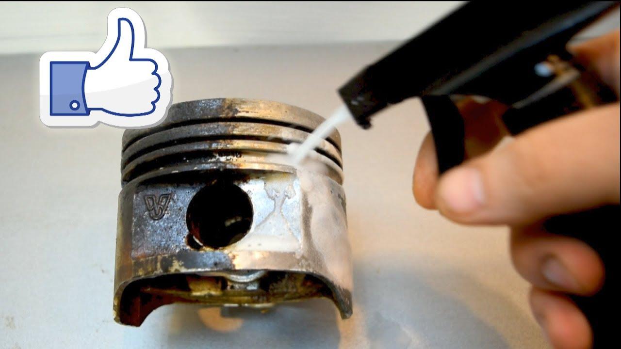 Раскоксовка маслосъемных колец своими руками фото 607