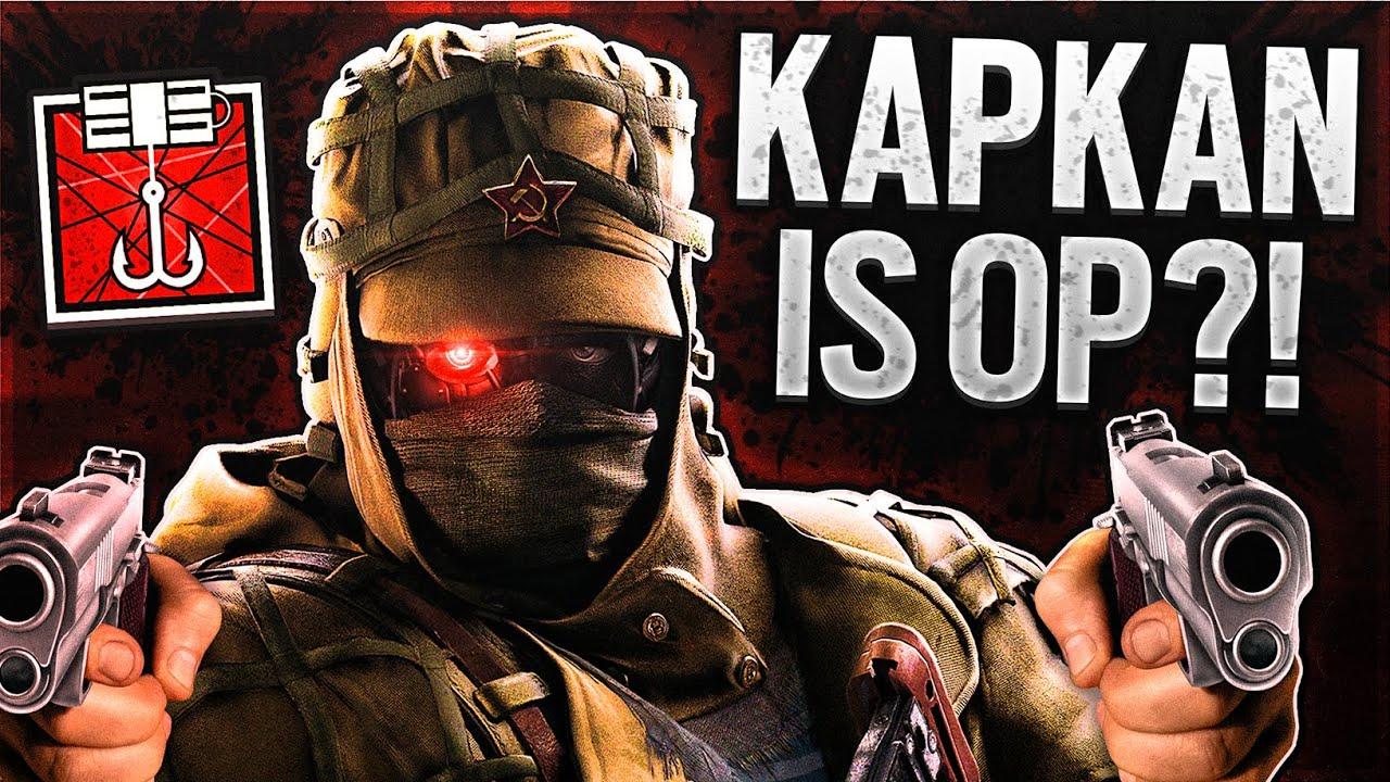 Download Why Kapkan is Now OP in Rainbow Six Siege... 😲