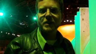 Matt Caldecutt talks about the Microsoft Open House with Sarah Merion
