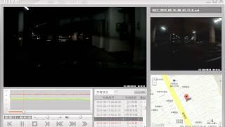 아이리버 2채널 블랙박스 X300, 보급형 HD급 야간…