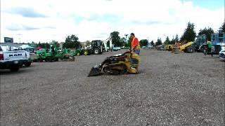 For Sale 2010 Vermeer S400TX Ride On Mini Skid Steer Rubber Track bidadoo.com