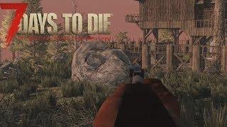 7 DAYS TO DIE - STARVATION MOD #53
