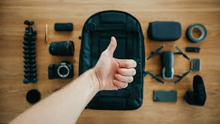 Whats in my CAMERA BAG 2020