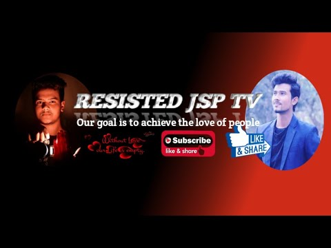 Subscribe My Channel / Resisted Jsp Tv
