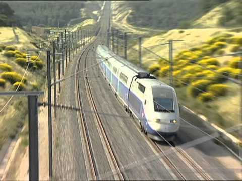hd tgv along the shoreline tgv nice marseille funnydog tv. Black Bedroom Furniture Sets. Home Design Ideas