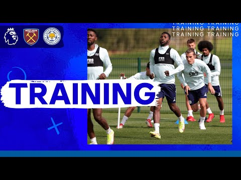 Foxes prepare for hammers |  West Ham vs. Leicester City |  2021/22