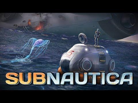 Subnautica Обзор