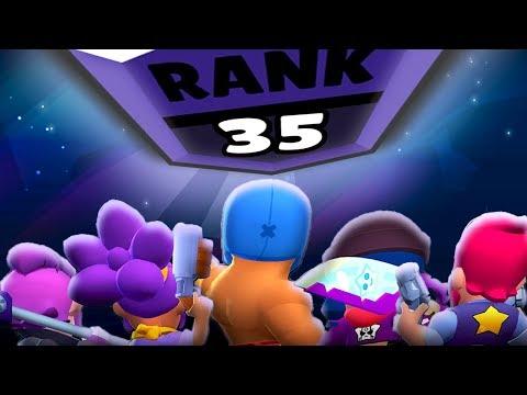 Pro's 5 HARDEST Brawlers To Push To Rank 35! - Brawler Rankings! - Brawl Stars!